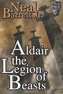 Aldair: The Legion of Beasts e-book cover image