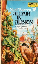 Aldair in Albion book cover