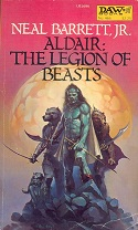 Aldair: The Legion of Beasts book cover