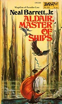 Aldair, Master of Ships book cover
