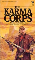 The Karma Corps book cover